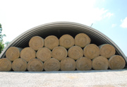 Hay Storage Building