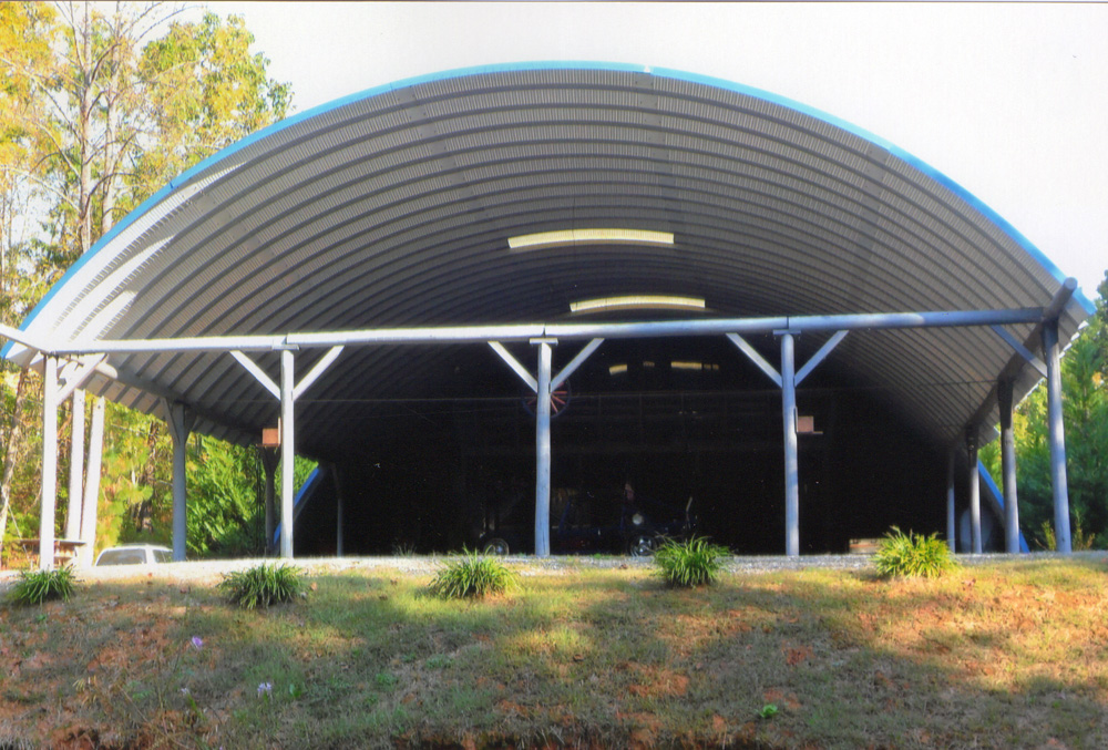 Steel Roof System