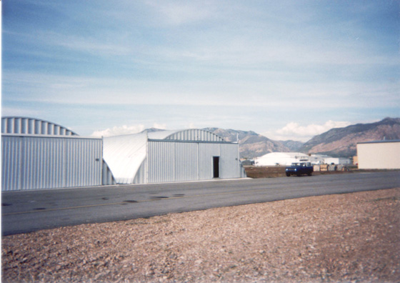 Quonset Hut Steel Building